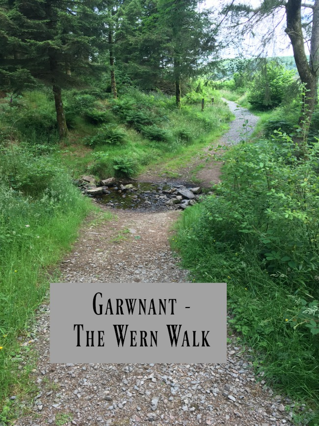 Garwnant-the-wern-walk-text-over-image-of-path-crossing-stream