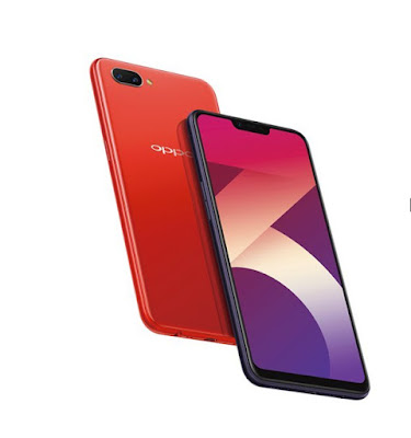 Oppo A3s With Display Notch, 2GB RAM Launched in India for Rs 10,990