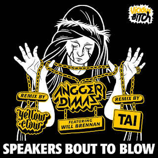 Angger Dimas - Speakers Bout To Blow (feat. Will Brennan) on iTunes