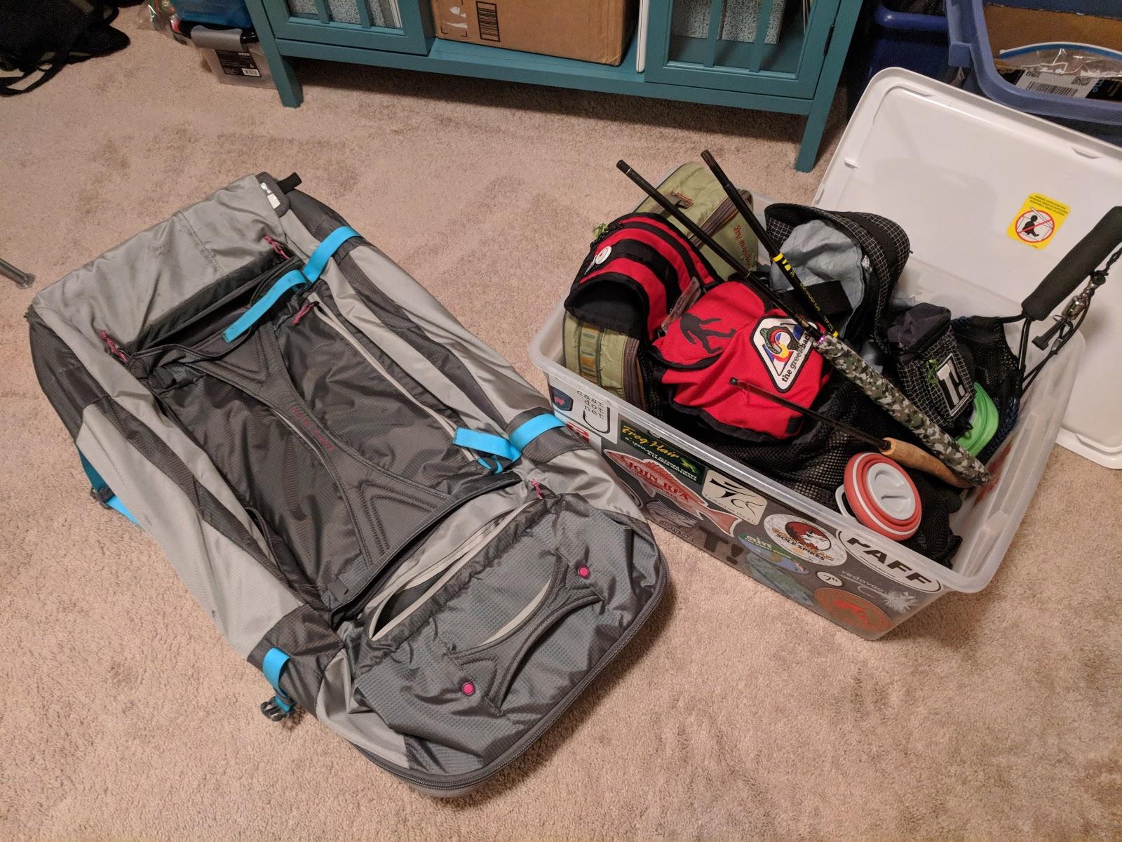 d17ba7a7df0 Troutrageous! Fly Fishing   Tenkara Blog  Fear   Loathing In Packing ...