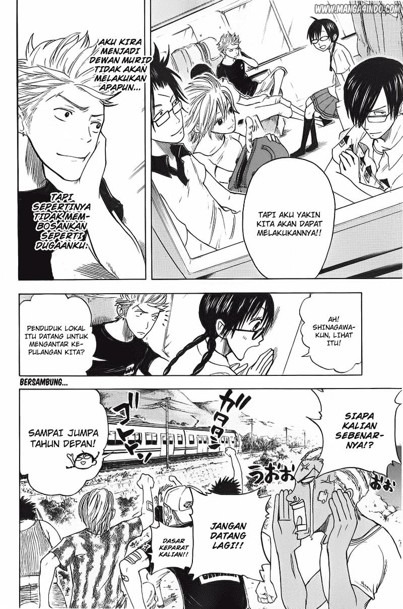 Yankee-kun to Megane-chan Chapter 37-38