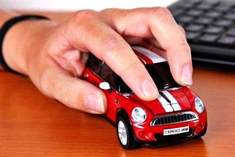 Mini Cooper S mouse araba severler için özel üretilen bir üründür.