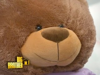 BIG mocha brown teddy bear