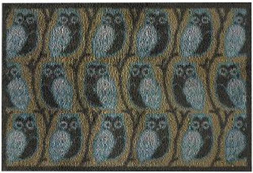 My Owl Barn Collection Owl Doormat