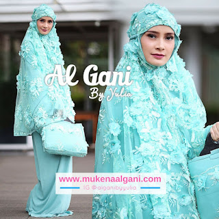 22 Dokter barbie Tika  cantik wearing Mukena Najwa super duper Best Seller 😍