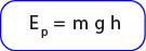 Rumus energi potensial gravitasi