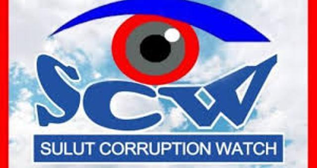 Fantastik...!!! SCW Sebut Dugaan Korupsi di Sulut Capai Triliun