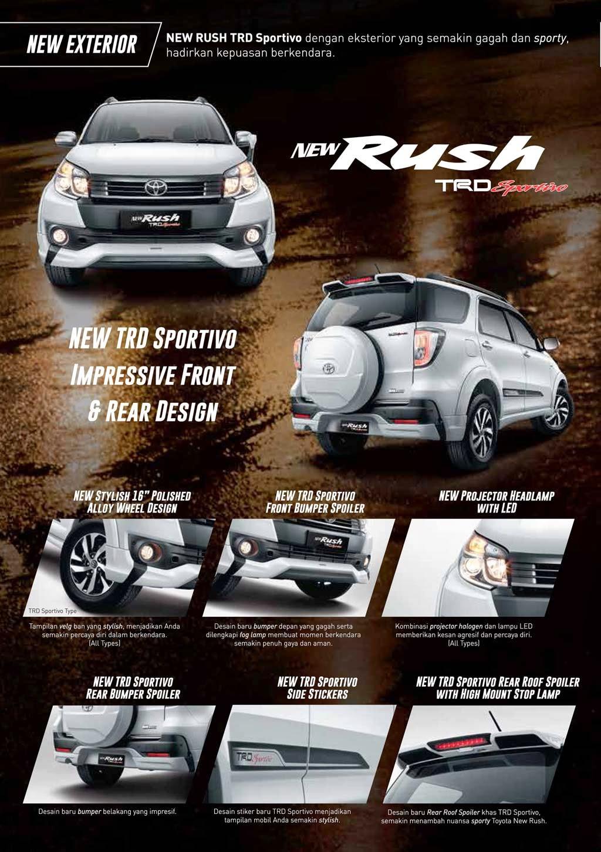 Brosur Grand New Avanza 2018 Filter Udara Toyota Rush Promo Jakarta
