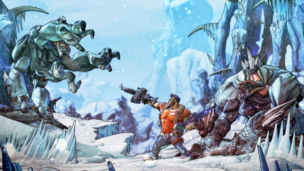 Borderlands 2 Now Available On Linux
