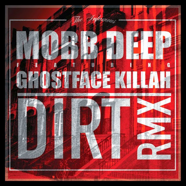 Mobb Deep - Dirt (feat. Ghostface Killah) - Single Cover