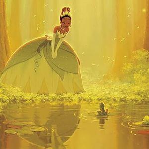 la princesa y el sapo cuentos largos