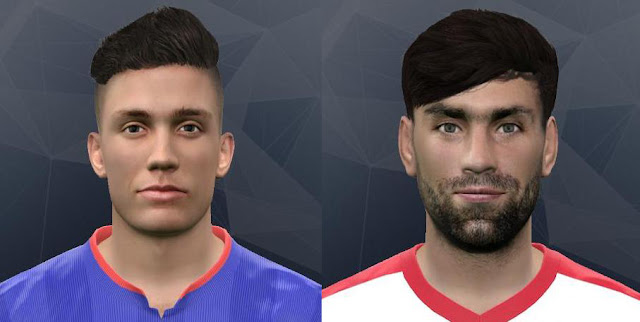 PES 2017 Face Collection by Andrey_Pol & GONDURAS2012