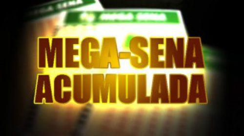 Resultado de imagem para ACUMULOU: MEGA SENA