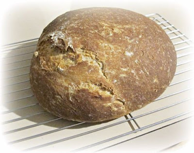 image wholemeal loaf bread