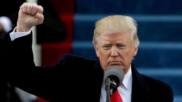 FULL SPEECH: President Donald Trump inaugural address