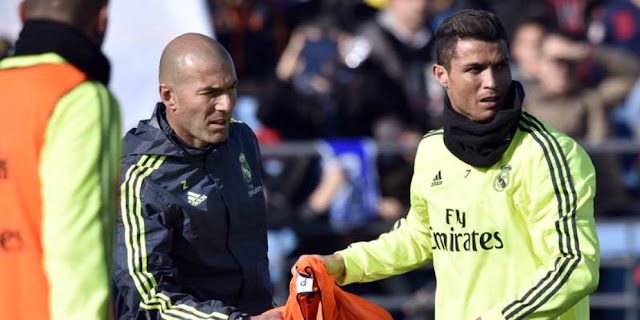 Beberapa Pemain Yang Mengakui Ronaldo Pemain Terbaik Dunia