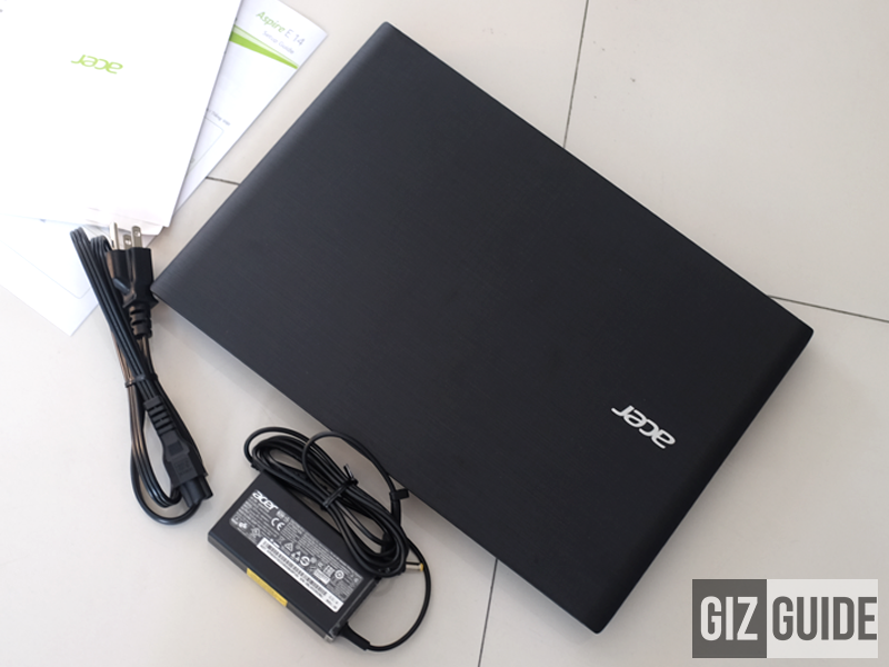 ACER ASPIRE E14 E5-473G-57QQ UNBOXING AND IMPRESSIONS! A SLEEK POWERFUL AFFORDABLE EVERYDAY LAPTOP!