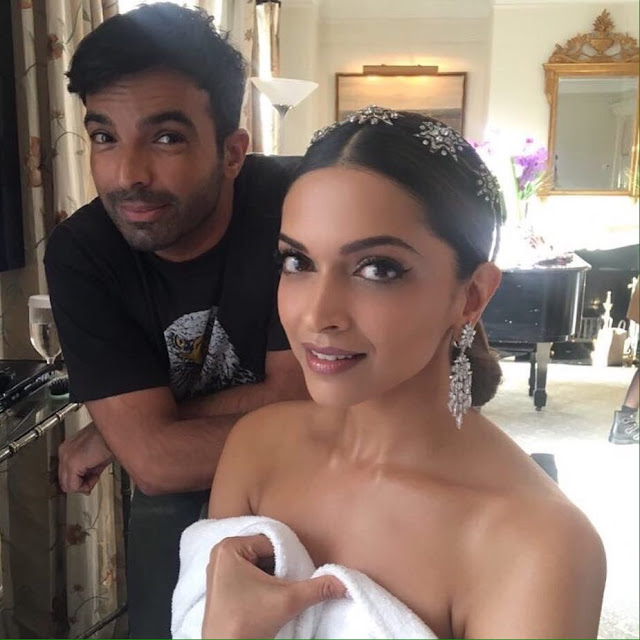 The beautifuldeepika padukone at the MET Gala 1