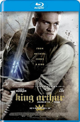 King Arthur Legend Of The Sword 2017 BD50 3D Latino