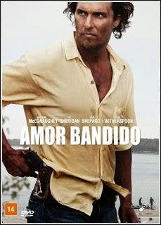 Capa do Filme Amor Bandido