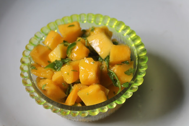 Mango Salsa Recipe – Mango Salad Recipe