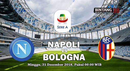 Prediksi Napoli Vs Bologna 30 Desember 2018