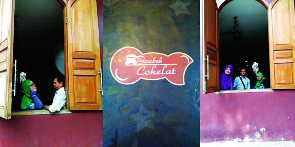 Gerobak Coklat Tangerang Kota Lama