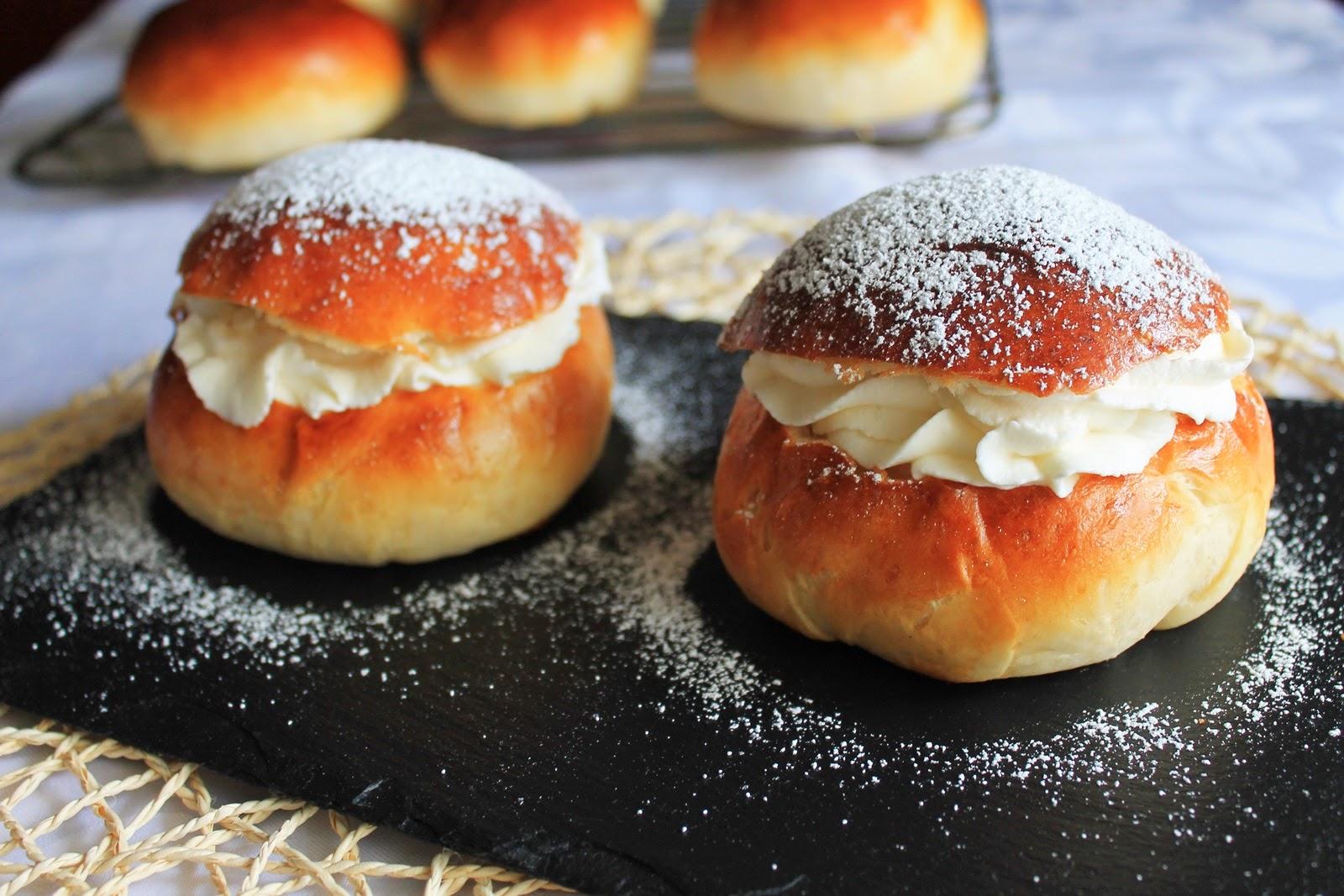 11 recetas de bollos y panes dulces para desayunar o for Facilisimo cocina postres