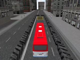 Otobüs Park Oyunu - Bus Parking
