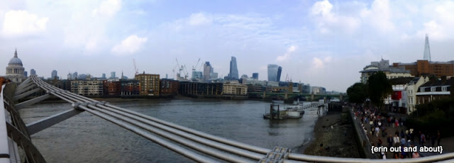{Erin Out and About} Must do walk in London: South Bank
