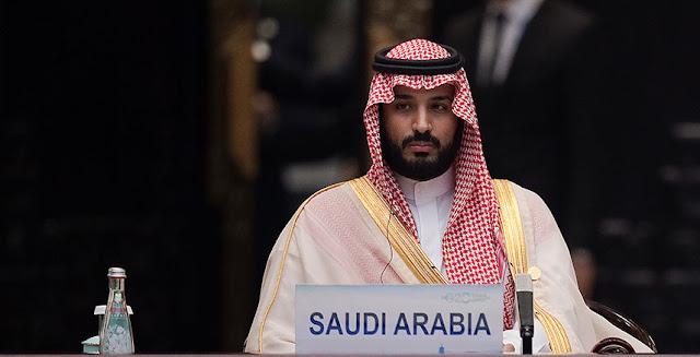 Israel Undang Putra Mahkota Arab Saudi