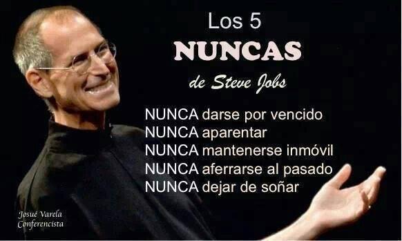 Los 5 Nuncas