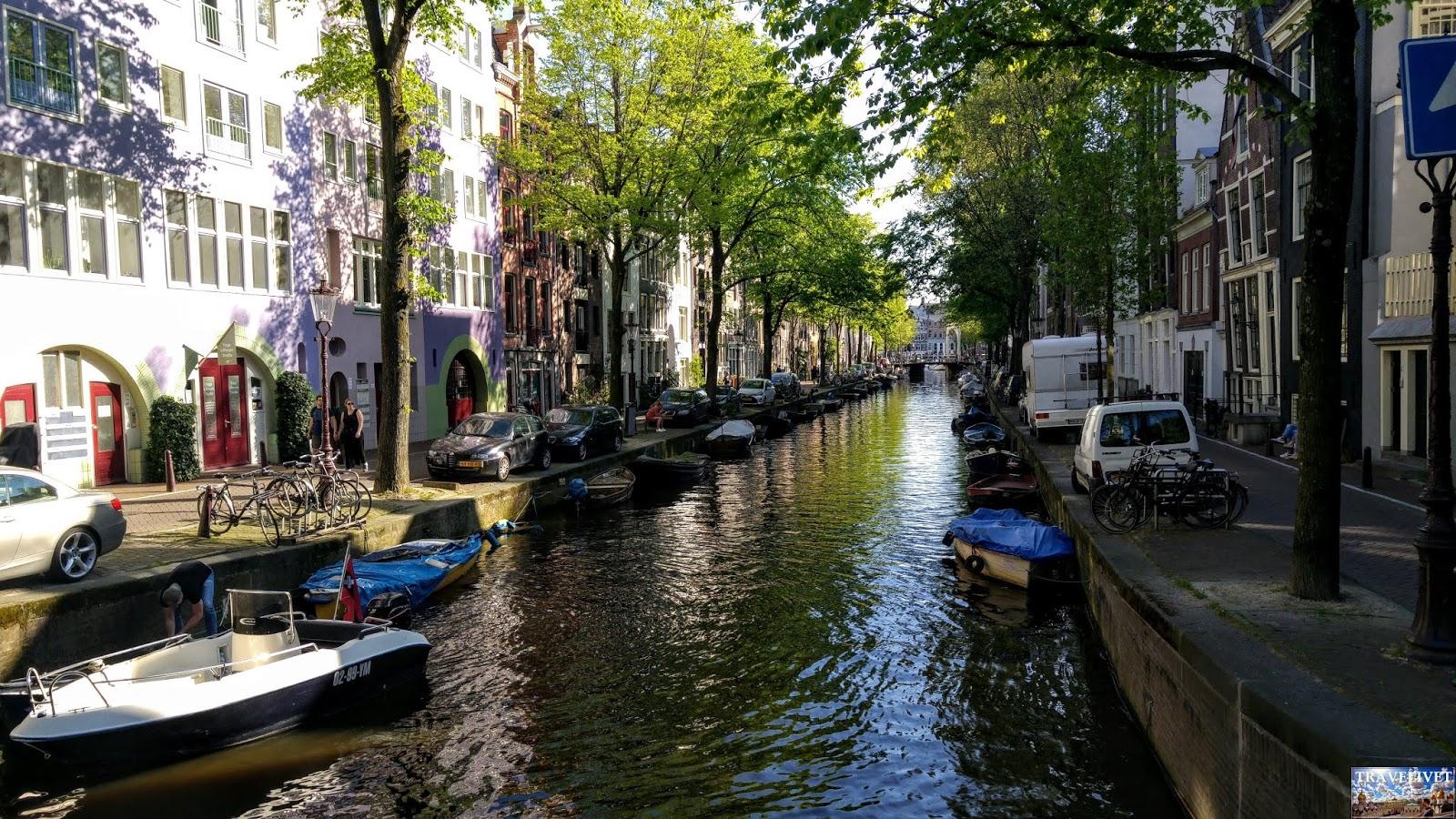 Pays Bas : Amsterdam