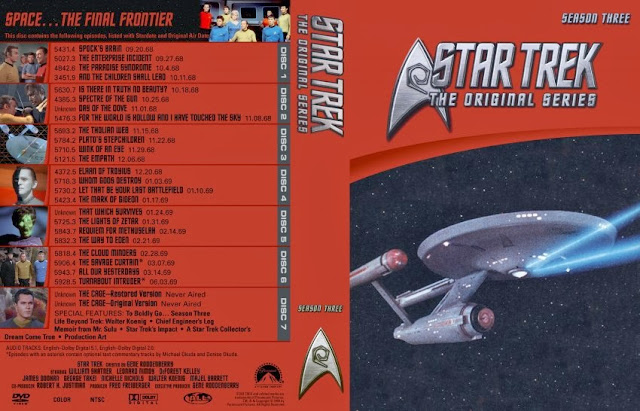 Resultado de imagem para star trek serie classica 3 temporada