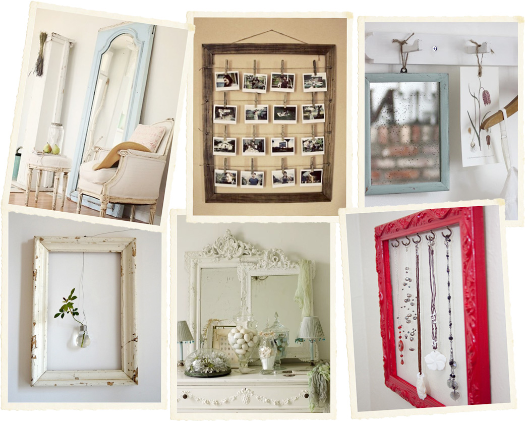 Preferenza Divertendosi con una cornice - Shabby Chic Interiors BS78