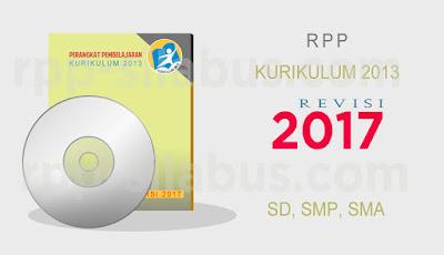 Jual RPP Kurikulum 2013 Revisi 2017 SD, SMP, SMA Lengkap