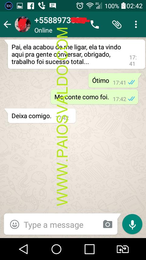 WWW.PAIOSVALDO.COM