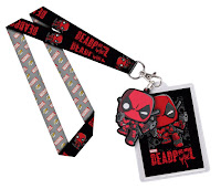 Lanyards: Deadpool