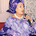 Nigeria has been stolen by unknown; vote out the man in Aso Rock. Atiku's wife urges women and youths