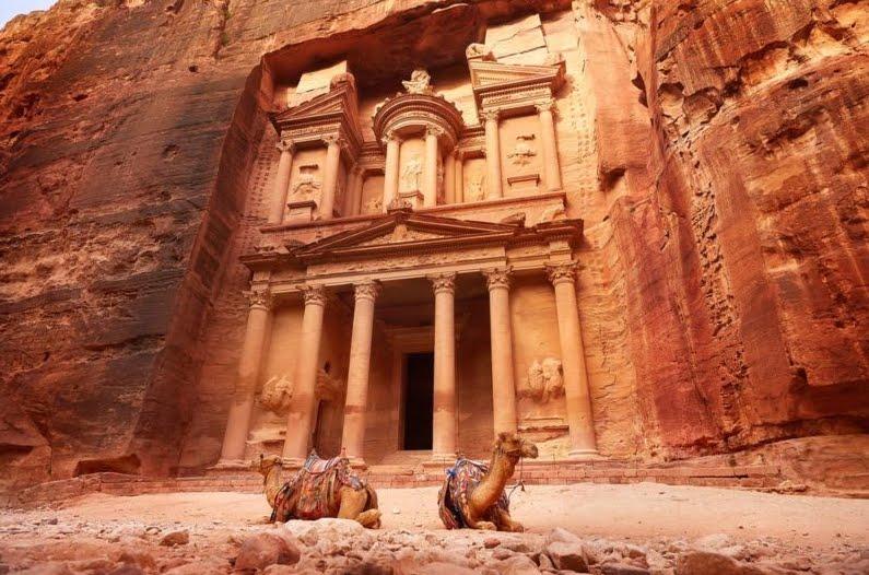 Giordania: la magia antica di Petra, la città rosa
