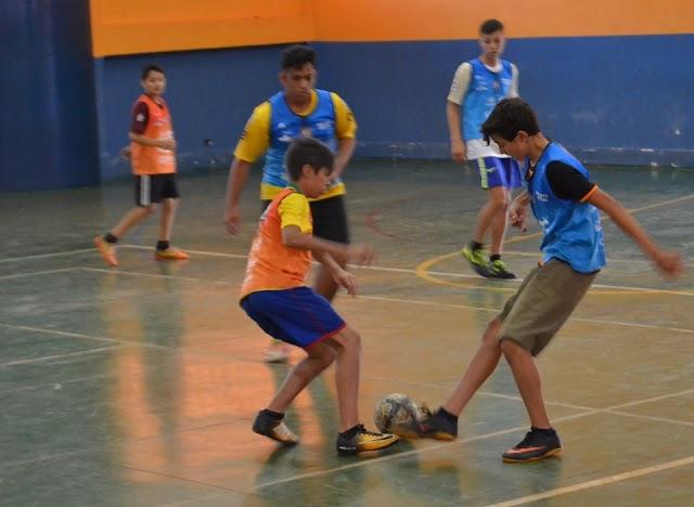 """ACMF vai lançar o projeto """"Futsal Formando Cidadãos"""" no próximo domingo"""
