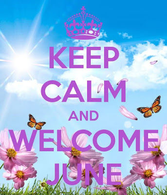 HELLO JUNE, NICE TO SEE YOU!