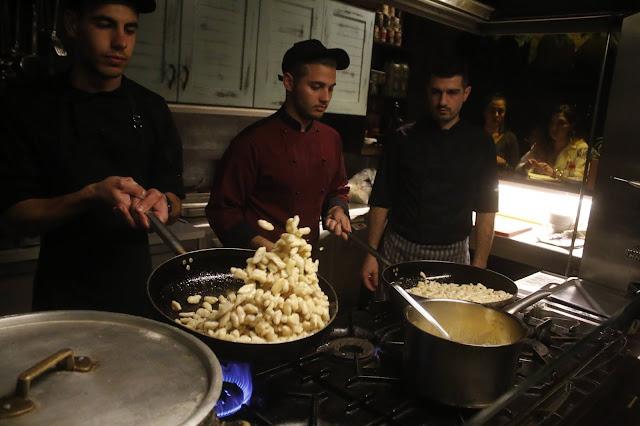 Γευστική εκδηλωση της  ΕΠΑ.Σ Μαθητείας ΟΑΕΔ Αργολίδας στο Άργος