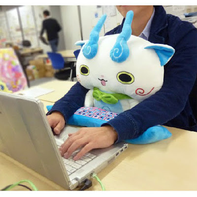 Yo-kai Watch Keyboard Wrist Rest