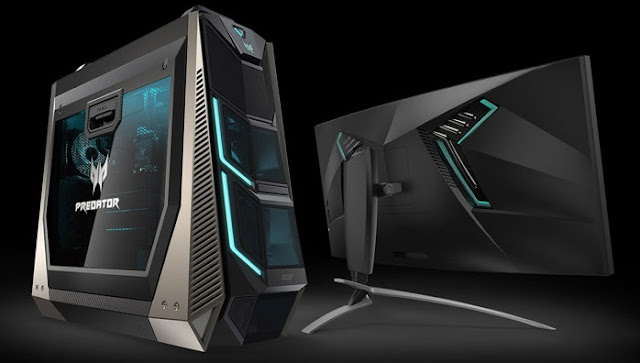 Acer Baru Buat Desktop Liquid-cooled 18-core