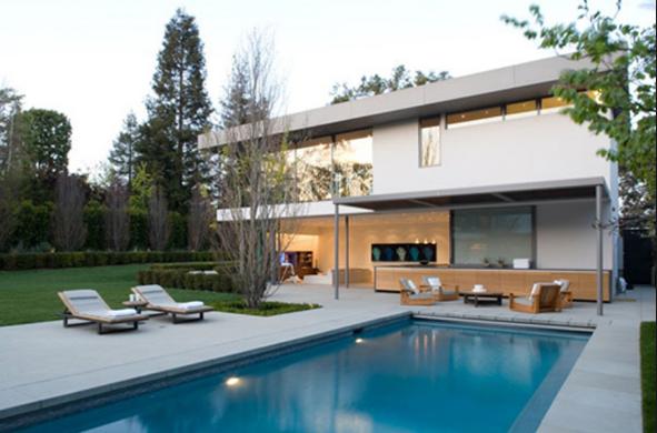 Desain Kolam Renang Rumah Mewah