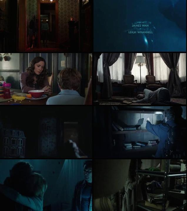 Insidious Chapter 2 2013 Dual Audio BRRip 480p