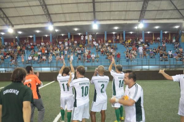 Barretos goleia São Paulo e Botafogo termina em primeiro no Grupo B do Paulista de Showbol (Prefeitura de Barretos) - foto 2