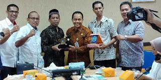 <b>Berkunjung Ke Sumsel, Pimpinan DPRD NTB Minta Dukungan Sebagai Tuan Rumah PON Ke-XXI Tahun 2024</b>
