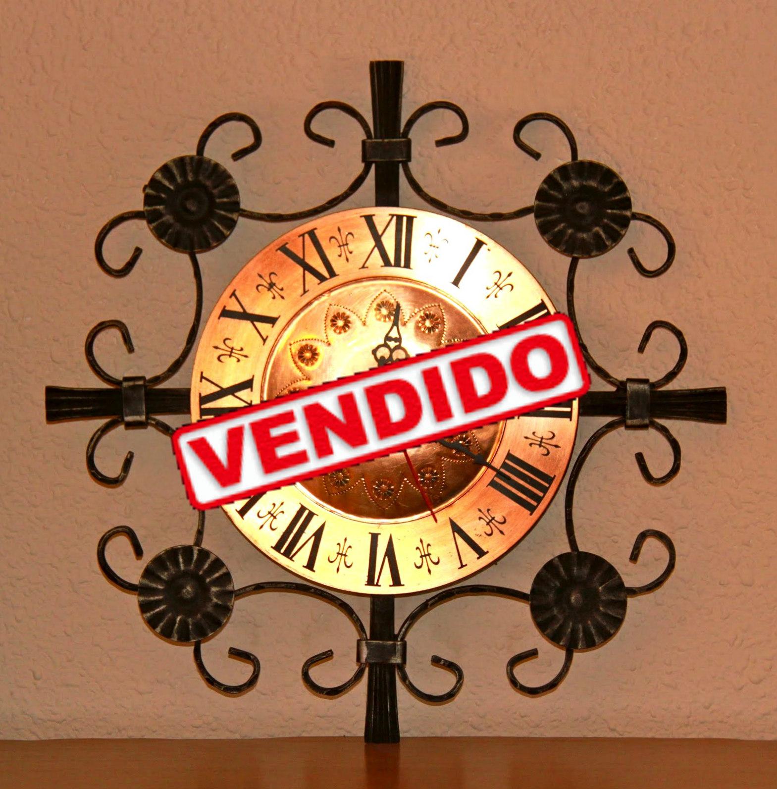 Ver el reloj vintage vendido anteriormente